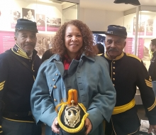Buffalo Soldiers at Detroit Historical Museum